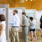 Rsearch posters at Harvey Mudd College
