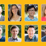 Images of HMC faculty members receiving promotions spring 2020
