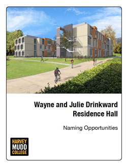 Drinkward Hall Naming Opportunities cover