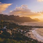 Cape Town is sandwiched between the South African coast and Table Mountain. Source: Lonely Planet
