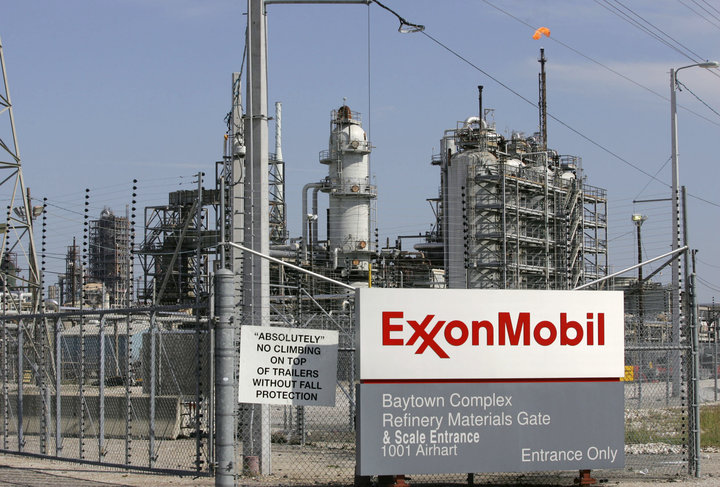 Rocket hits ExxonMobil site and other foreign oil firms in Iraq