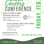 Green Careers Conference Flyer