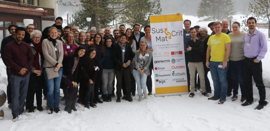 Workshop attendees in Zurich