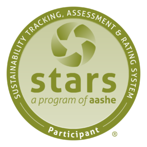 Sustainability Tracking, Assessment & Rating System Participant Seal