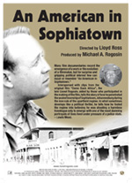 Cover of book: An American in Sophiatown
