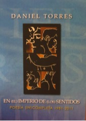 Cover of book: En (el) imperio de (los) sentidos