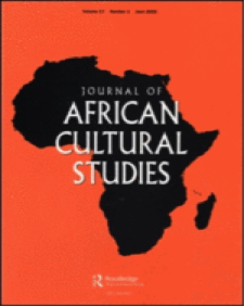 Cover of: Journal of African Cultural Studies