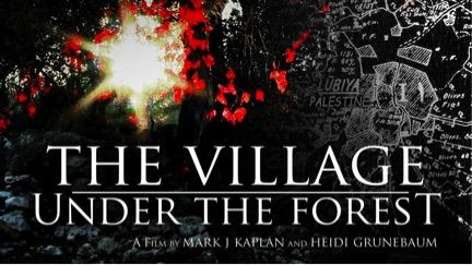 village-under-forest