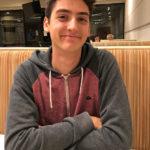 Aely Aronoff '21, Harvey Mudd College student