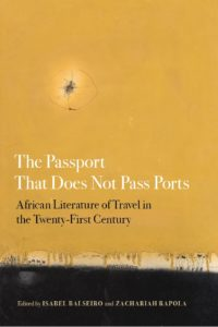 Book cover of The Passport That Does Not Pass Ports