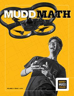 Cover of 2014 MuddMath Newsletter.