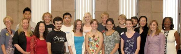 Clinic Participants 2012