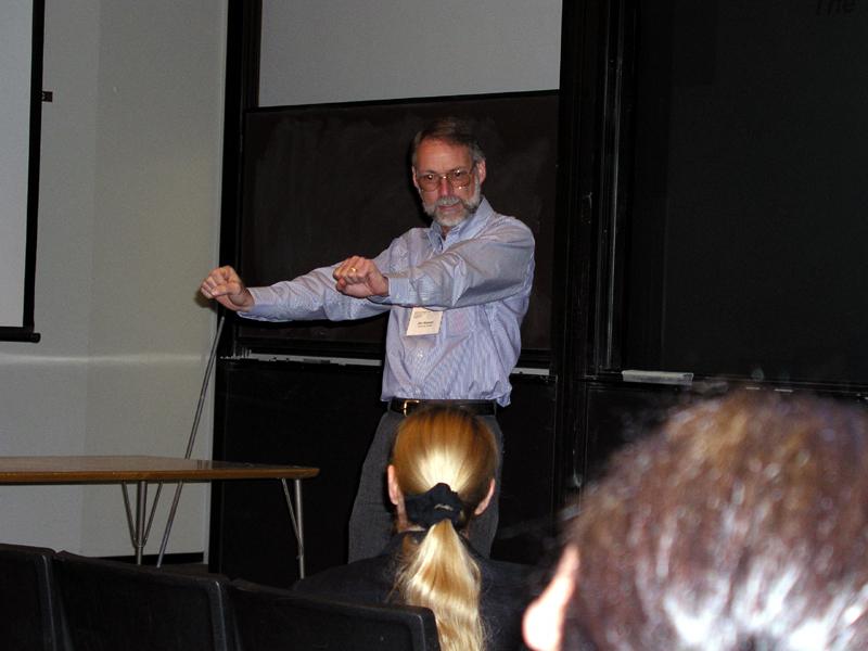 Professor Keener
