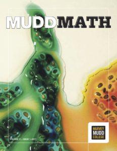 Cover of MuddMath Newsletter