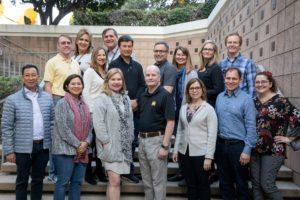 Parent Leadership Council group photo