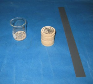 Inertial Wooden Disks 1F20.11