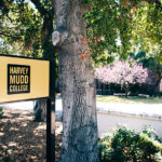 Harvey Mudd College sign