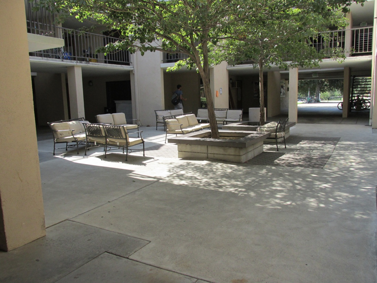 Atwood Courtyard