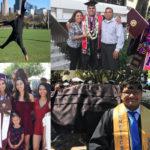Montage of graduates of Harvey Mudd's Upward Bound program