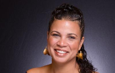 Melina Abdullah, speaker, Harvey Mudd College Nelson Series