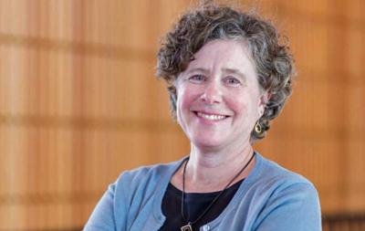 Karen Saxe, Macalester College; Harvey Mudd speaker