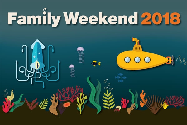 Artwork for Harvey Mudd College Family Weekend