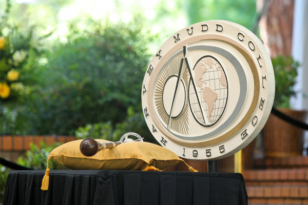 Harvey Mudd College Commencement, May 13