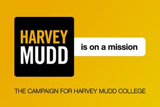 Harvey Mudd Campaign logo