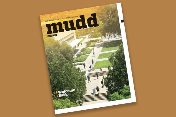 Cover of summer Mudd Magazine