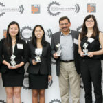 Harvey Mudd Engineering Clinic Team for Niagara Bottling