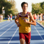 CMS athlete Joshua Sealand '17, Harvey Mudd College