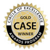 CASE Circle of Excellence Gold Award for Harvey Mudd College viewbook