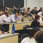 Math for America participants at HMC