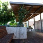 Shanahan Center outdoor classroom