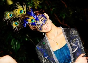 Kaitlin is a Peacock