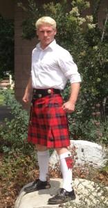 James is a Scotsman